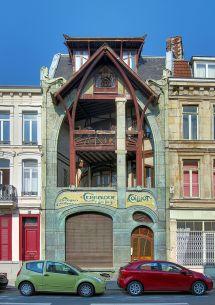 Lille Art Nouveau Architecture