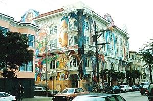 San Francisco Women's Building, 3543 18th Stre...