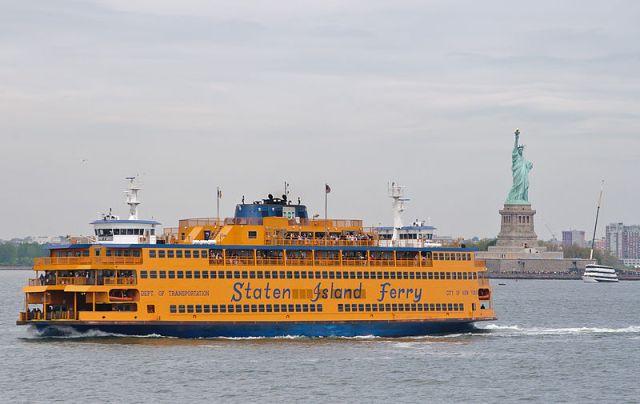 El ferry hoy en día