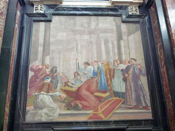 Mural Paintings Chapel Of Saint Casimir - Wikipedia