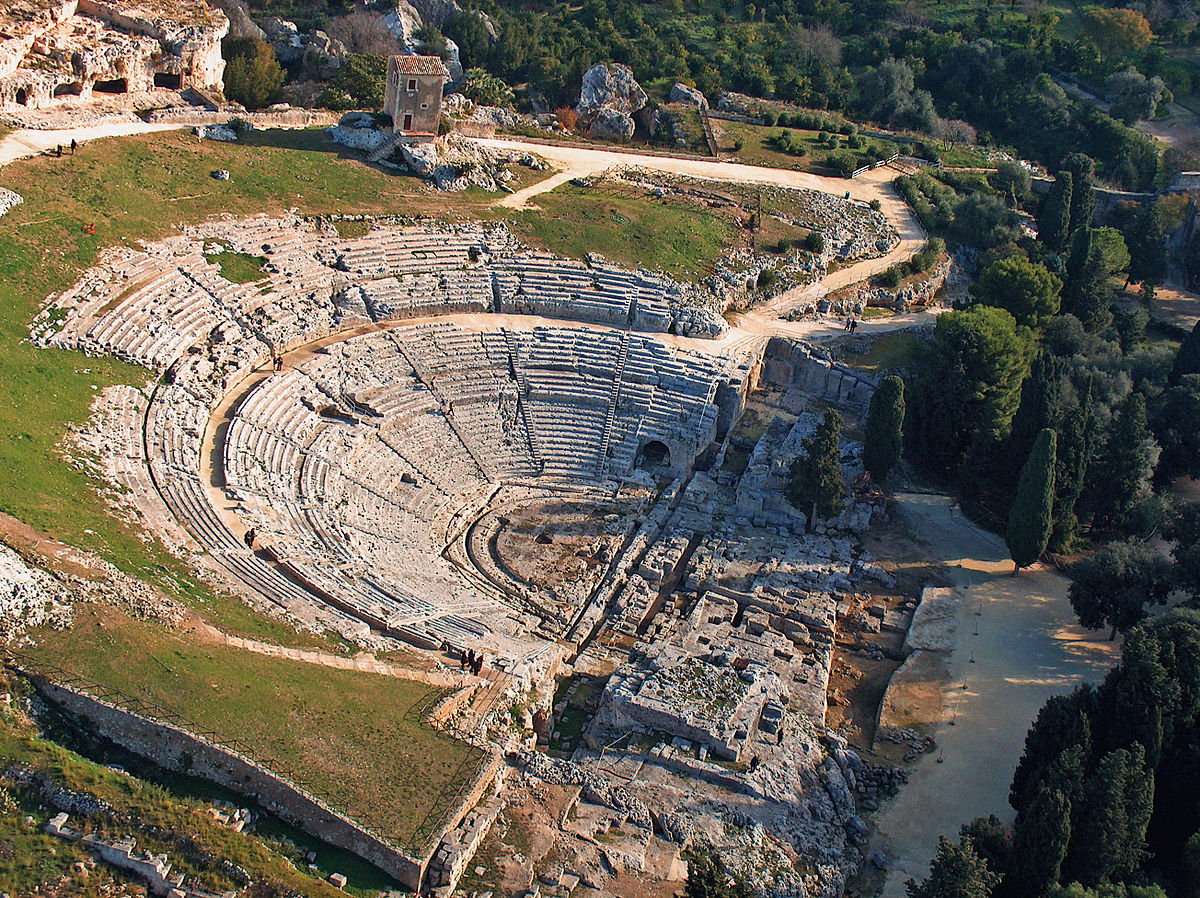 greek stage diagram bohr for lithium theatre of syracuse wikipedia