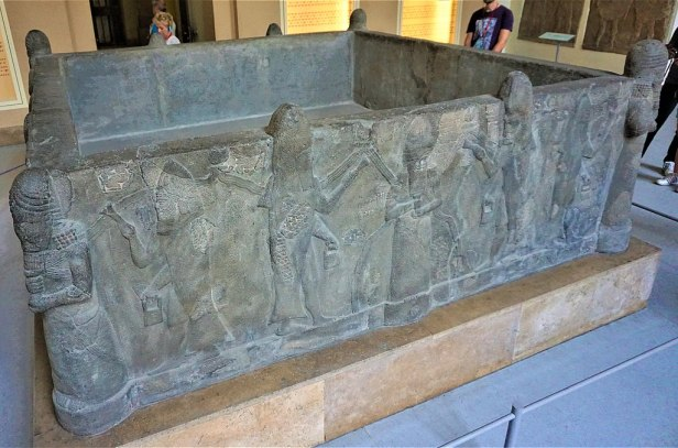 Temple of Ashur Water Basin - Pergamon Museum - Joy of Museums