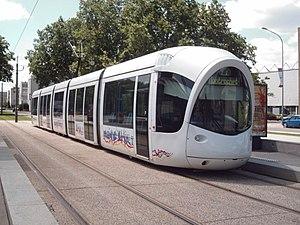 Tramway de Lyon