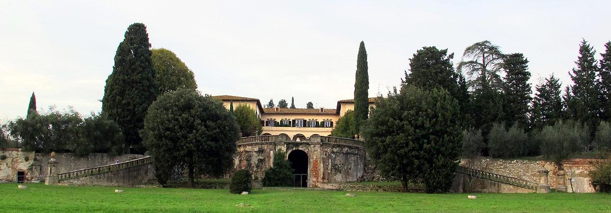 Villa medicea di Lappeggi  Wikipedia