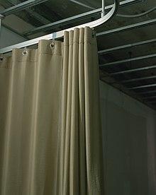 curtain rod wikipedia