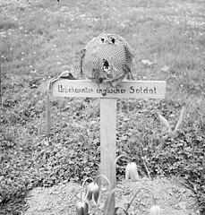 Egy ismeretlen angol katona sírja