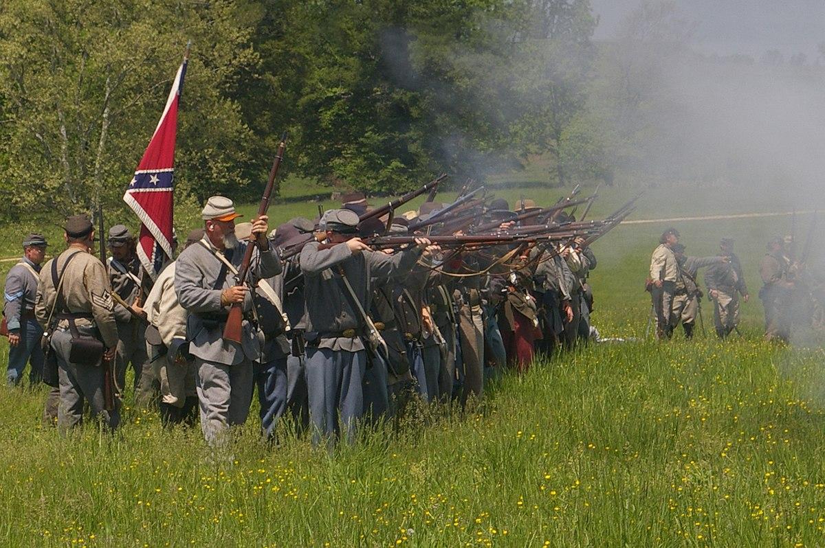 American Civil War Reenactment Wikipedia