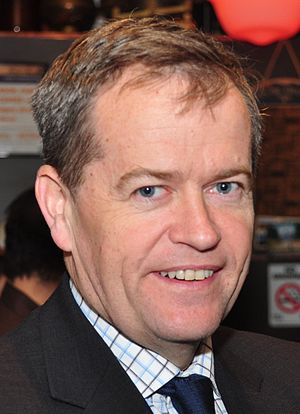 Bill Shorten MP.