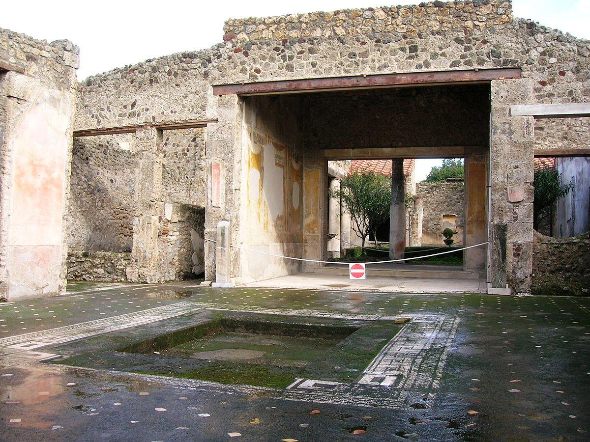 Casa di Lucio Cecilio Giocondo  Wikipedia