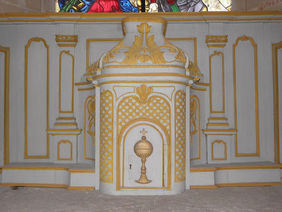 tabernacle  Wiktionnaire