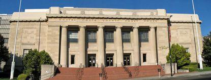 Interpretations: Photo of Contra Costa County Court House - Martinez