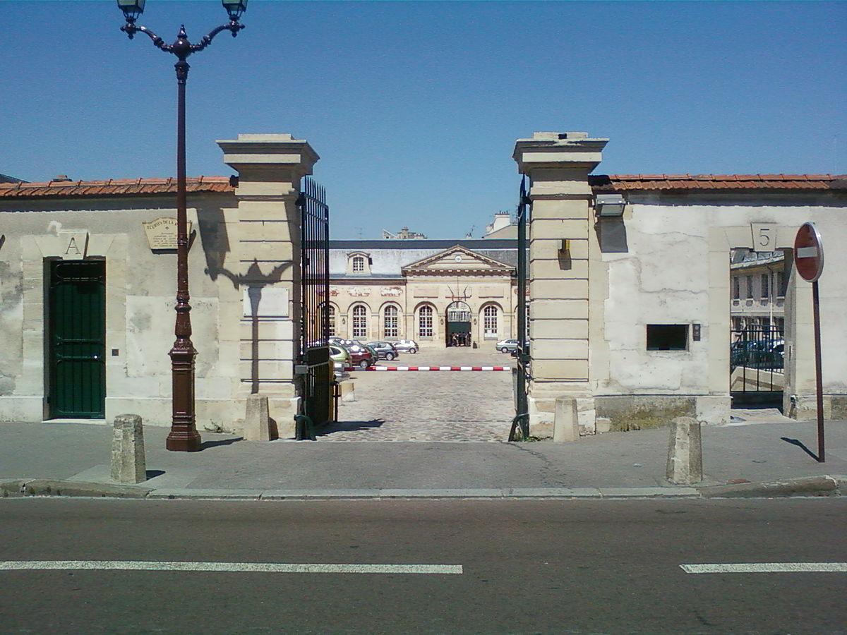 Cour Dappel De Versailles Wikipdia