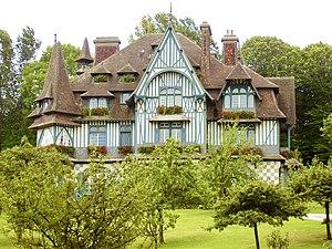Deutsch: Villa Strassburger (ehemalige villa R...