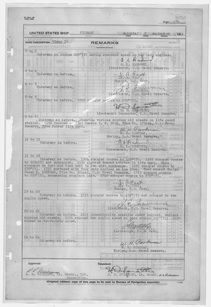 File:Deck Log of USS FINBACK (SS-230), September 2, 1944