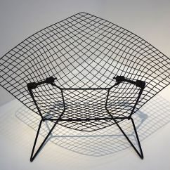 Bertoia Wire Chair Original Covers And Table Linens Rentals Diamond Wikipedia