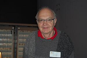 Donald Ervin Knuth