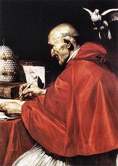 Immagine di papa San Gregorio I