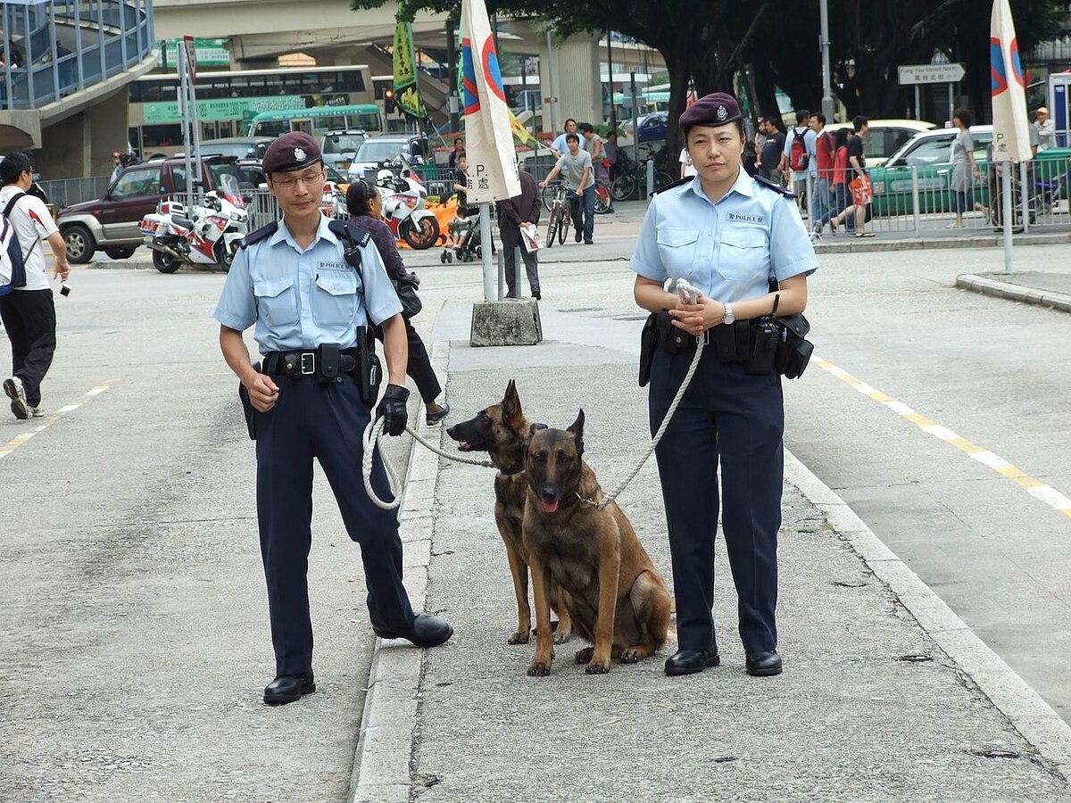 Police Dog Unit - Wikipedia