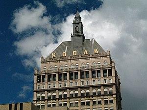 Kodak Tower Top