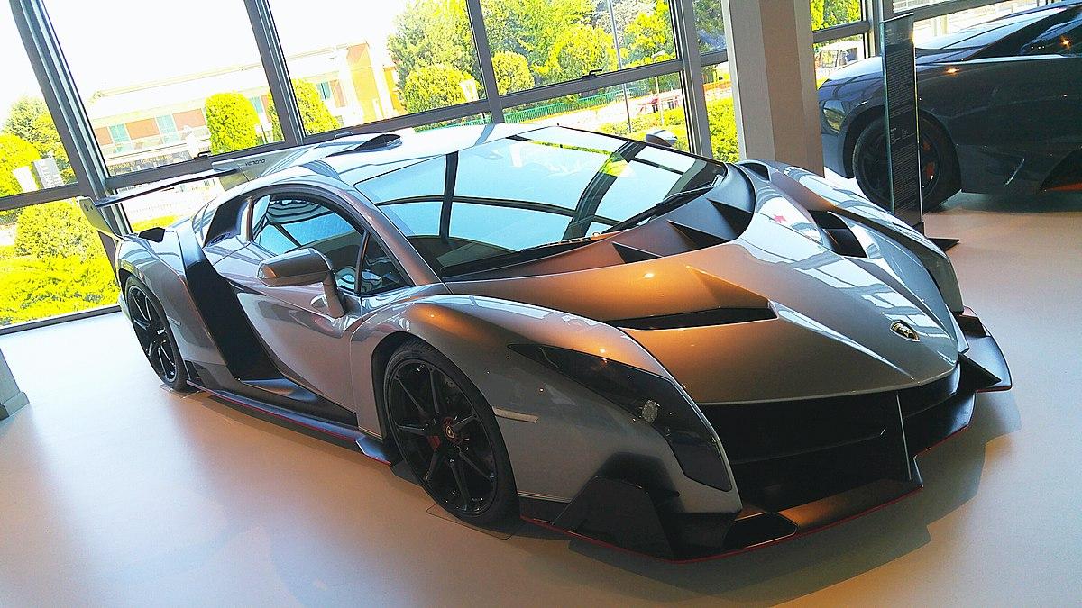 Lamborghini Veneno - Wikipedia