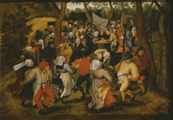 Peasant Wedding Pieter Brueghel the Younger