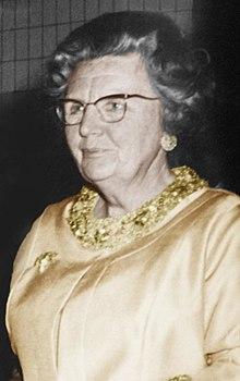 Juliana des Pays-Bas en 1971.