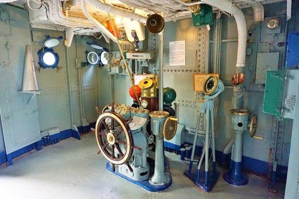 Queensland Maritime Museum - Joy of Museums - HMAS Diamantina (K377) 10