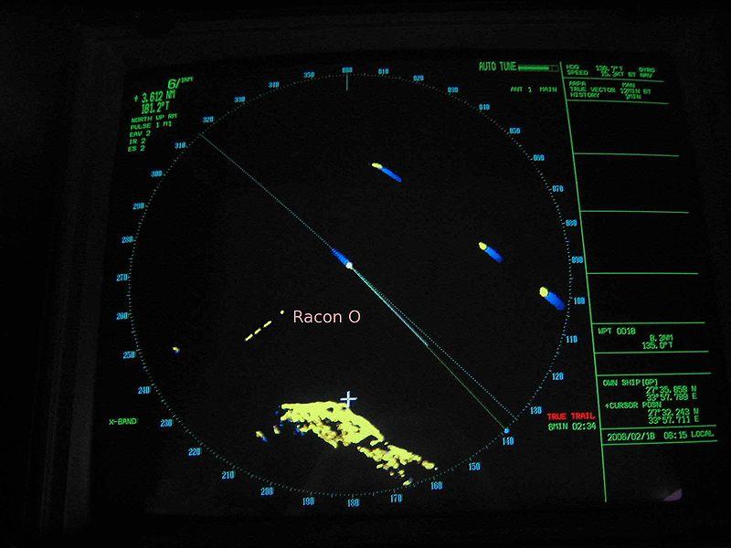 Fichier:Radar Racon O.jpg