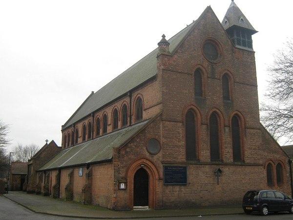 St Anne' Church Derby - Wikipedia