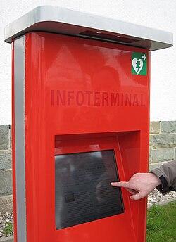 Interactive kiosk  Wikipedia