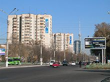 Tashkent  Travel guide at Wikivoyage