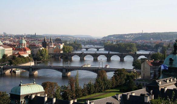 Vltava in Prague