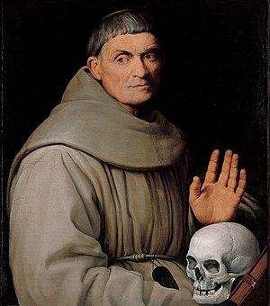 Portrait of a Franciscan Friar