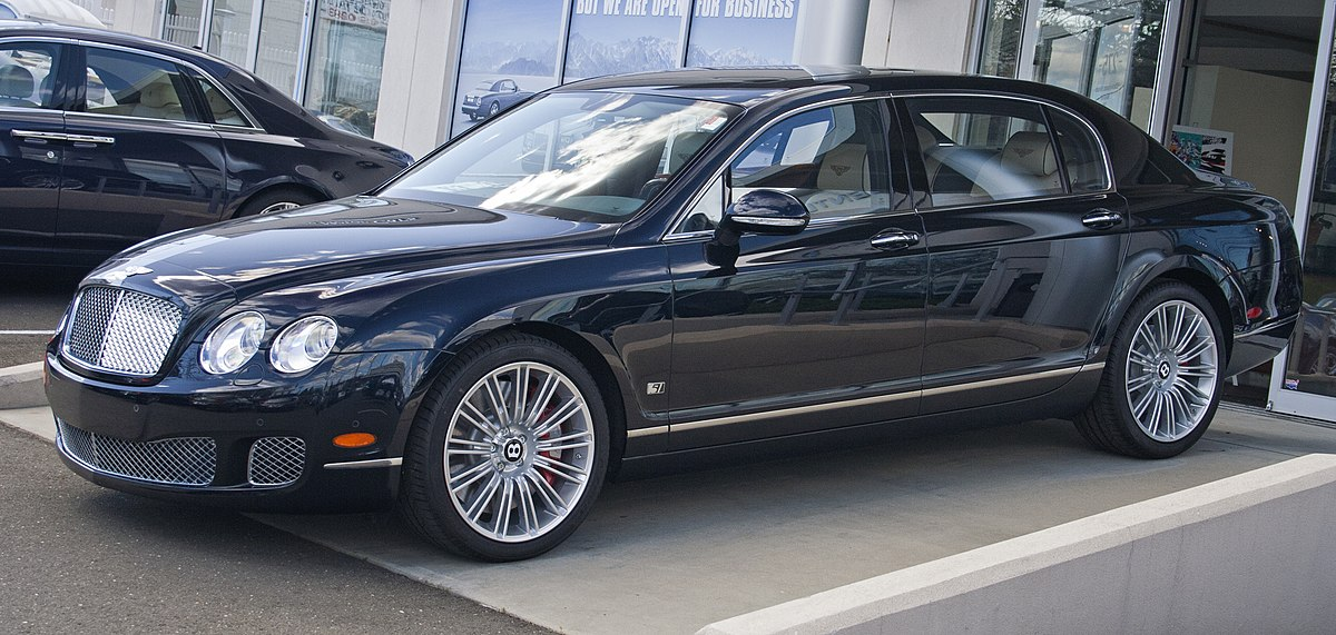 Bentley Continental Flying Spur Wikipedia