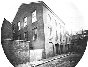 African Meeting House, Smith Court, Boston