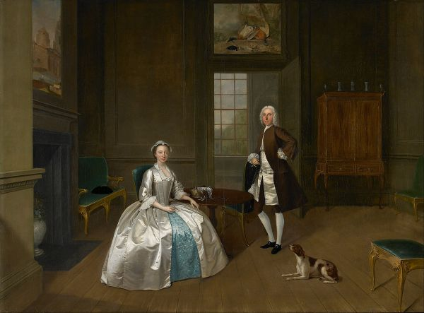 And Devis Mrs. 'Mr Arthur Atherton' C.1743