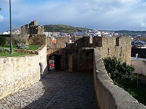 pt: Castelo de Torres Vedras