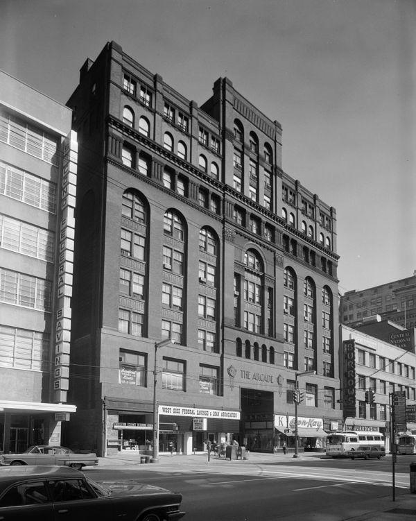 Arcade Building Cleveland Ohio