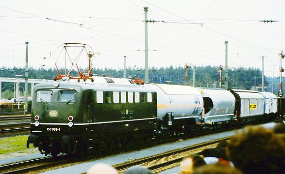 德國聯邦鐵路E50型電力機車 - Wikiwand