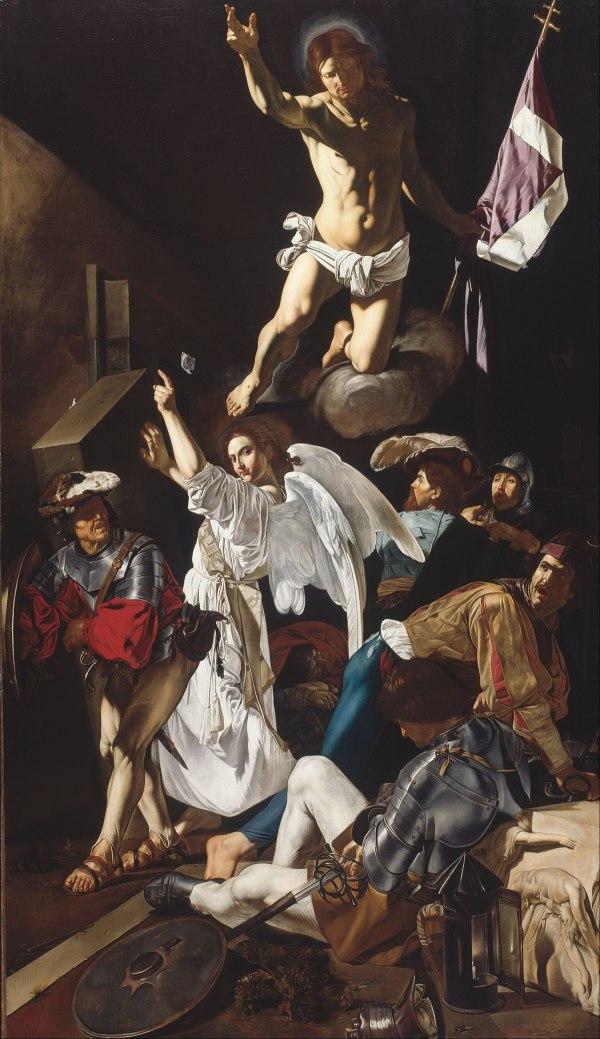 Resurrection Cecco Del Caravaggio - Wikipedia