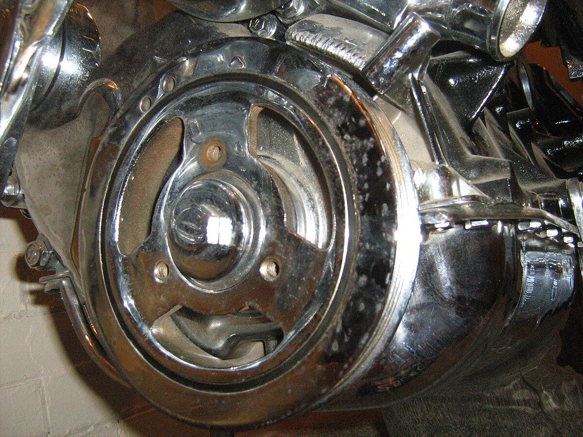 2003 Hyundai Sonata Timing Mark Diagram 2  Cylinder Engine Harmonic Damper Wikipedia