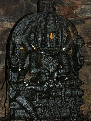 Jwala_Narasimha_Ahobilam (Narasimha deity from...