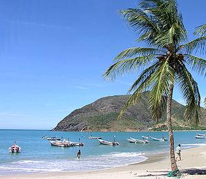 La Galera beach