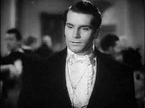 Cropped screenshot of Laurence Olivier from th...