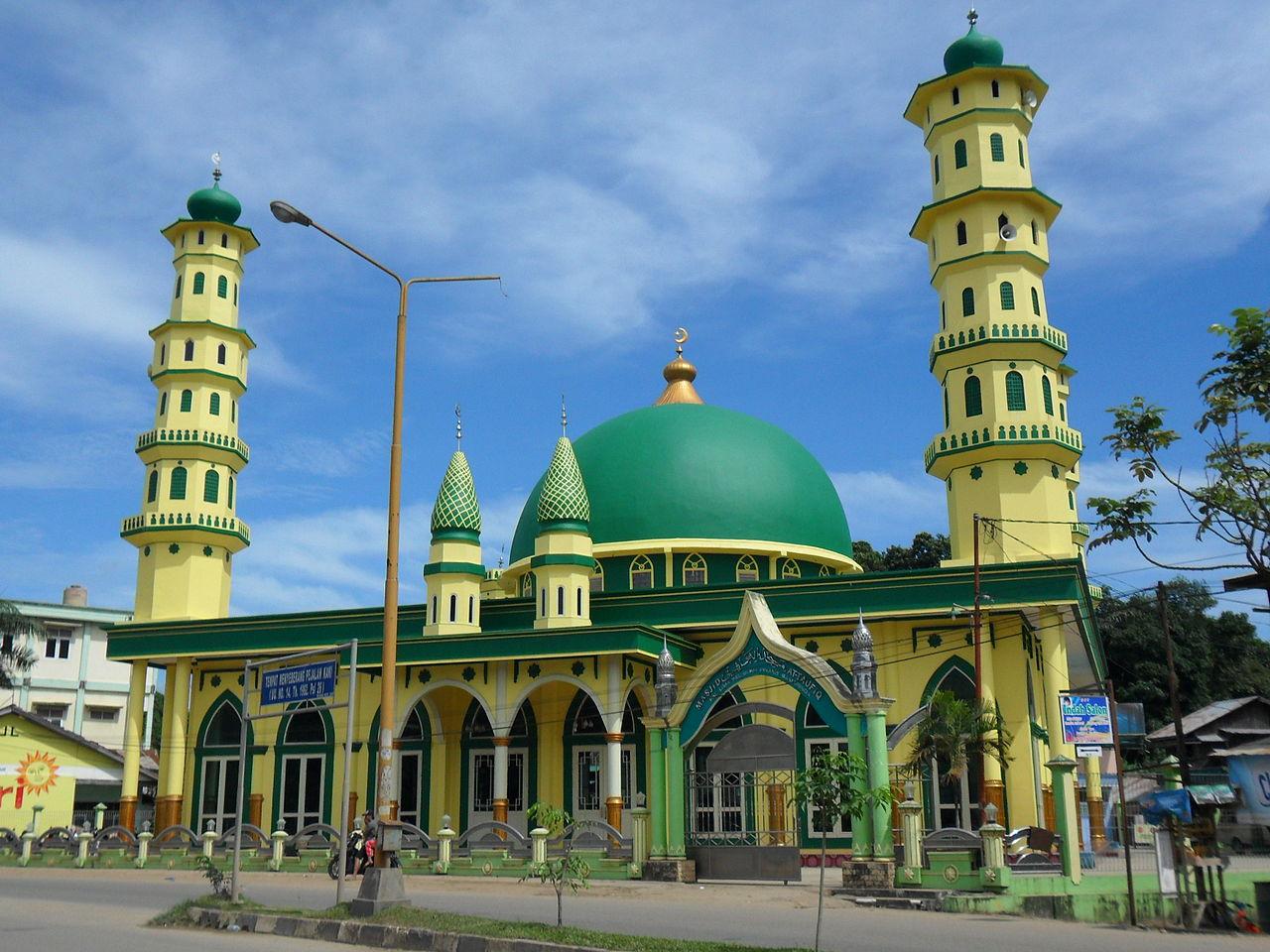 FileMasjid AtTaufiq Bukit Pinang Samarindajpg