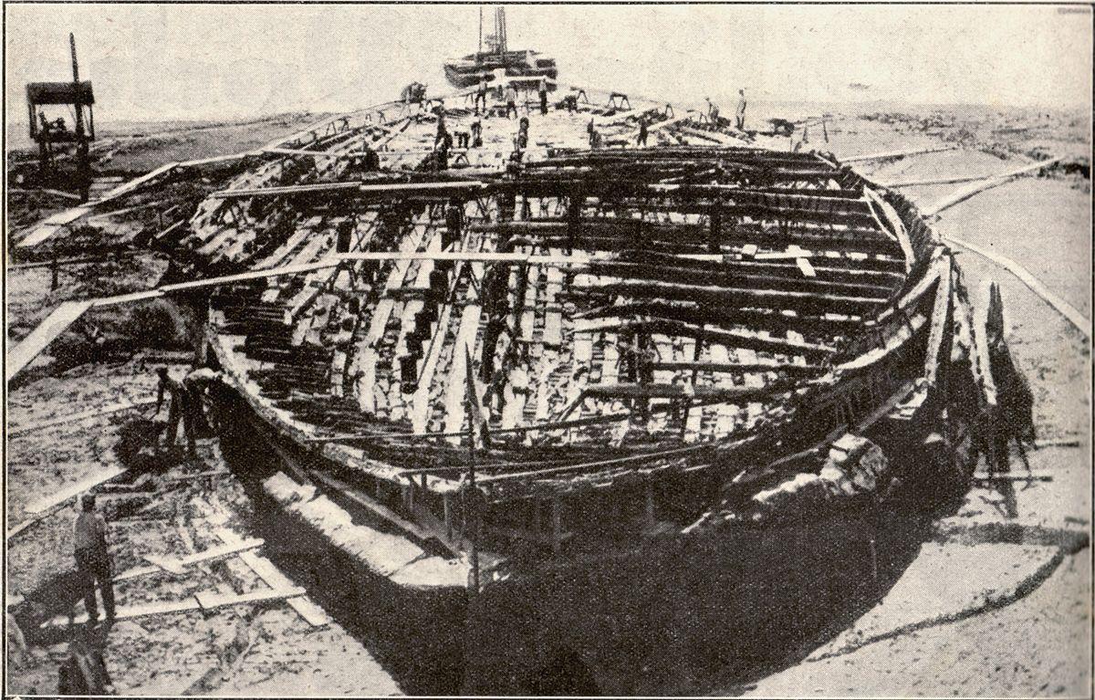 Nemi ships  Wikipedia