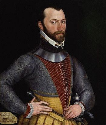English: Sir Richard Bingham (1528-1599)