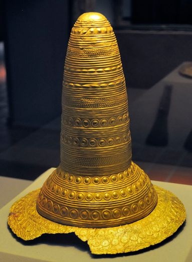 Golden Hats