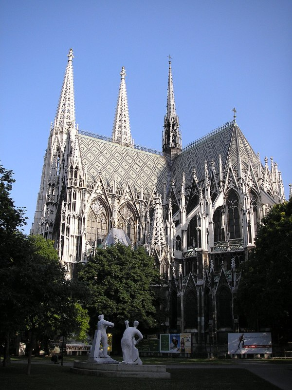 List Of Gothic Revival Architecture - Wikipedia