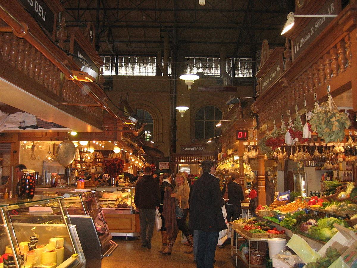 Market hall  Wikipedia